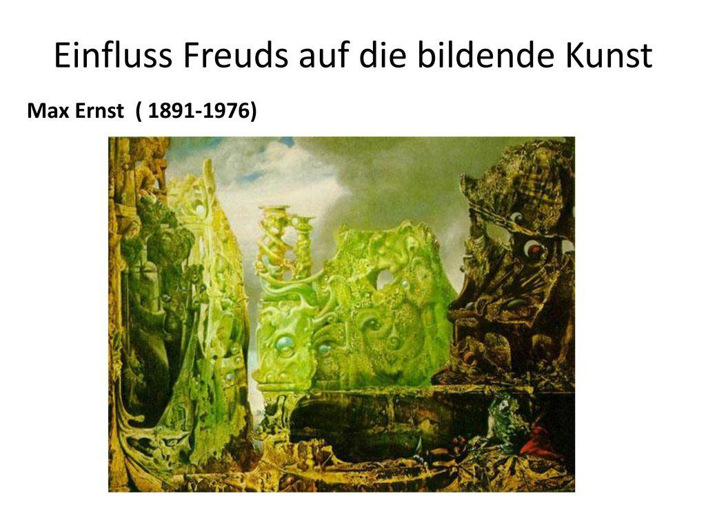 Einfluss Freuds auf die bildende Kunst