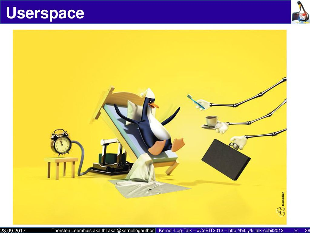 Power Management (PM) * 3.1 cpupowerutils (userspace)