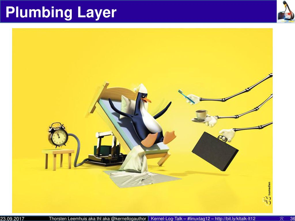 Plumbing Layer * Llvmpipe: 3D durch CPU (Gnome Shell und Co.)