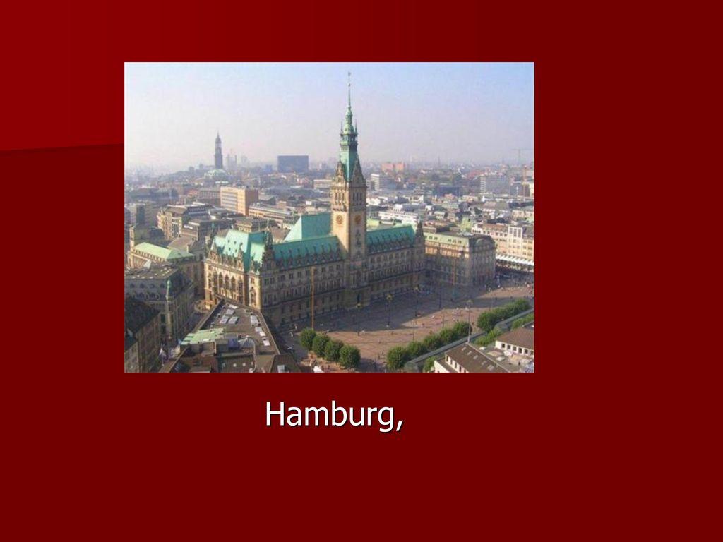Hamburg,