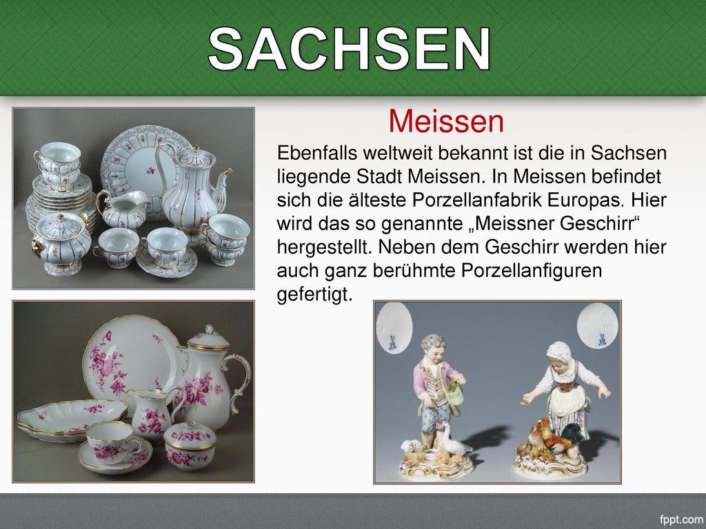 SACHSEN Meissen.