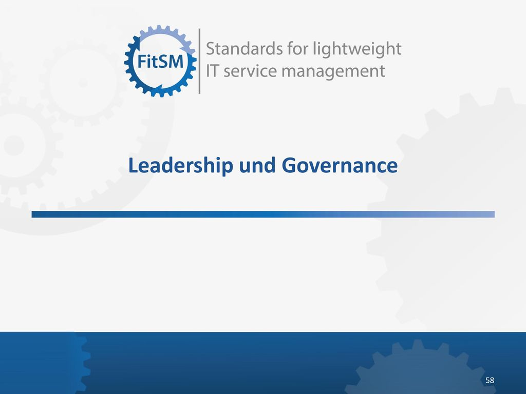 Leadership und Governance