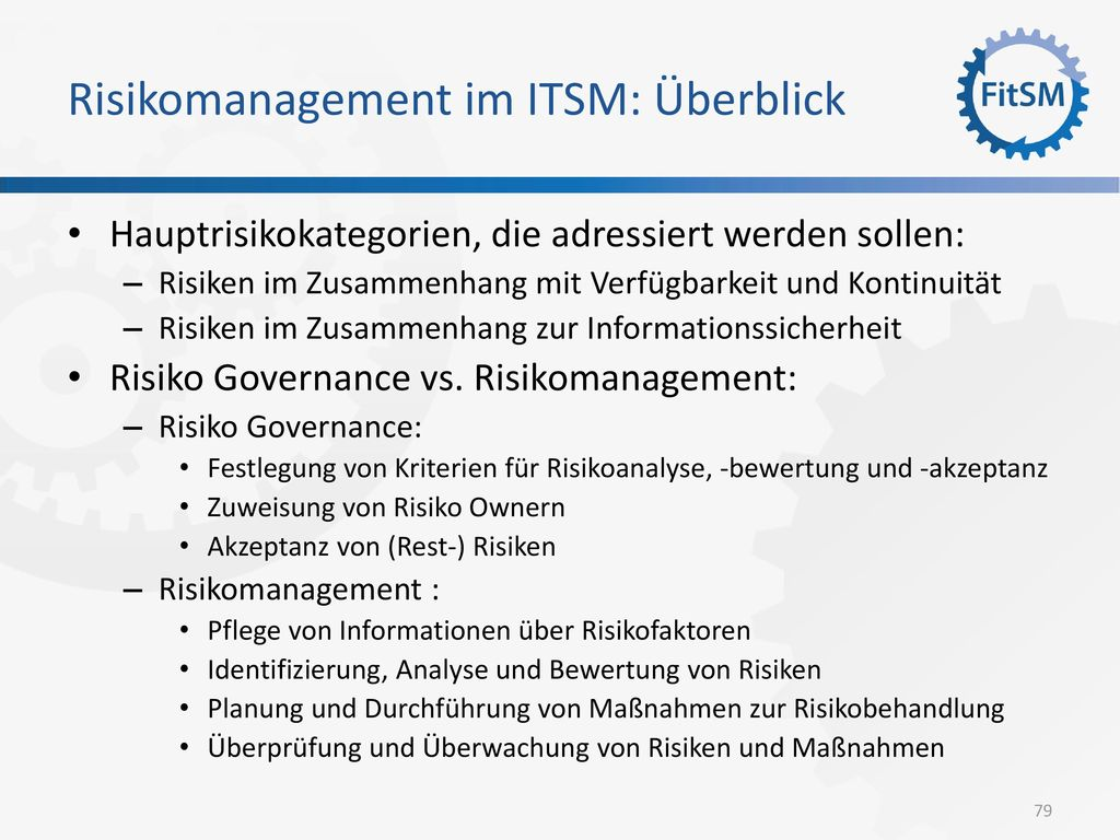 Funky Es Risikomanagement Lebenslauf Model - FORTSETZUNG ...