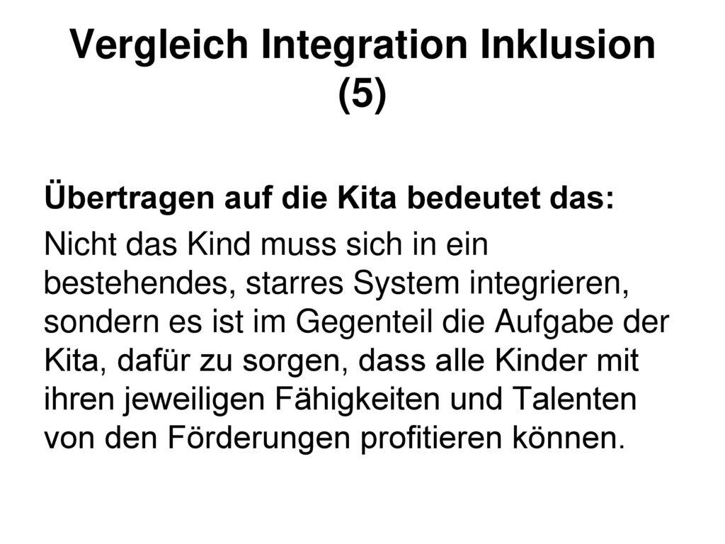 Vergleich Integration Inklusion (5)