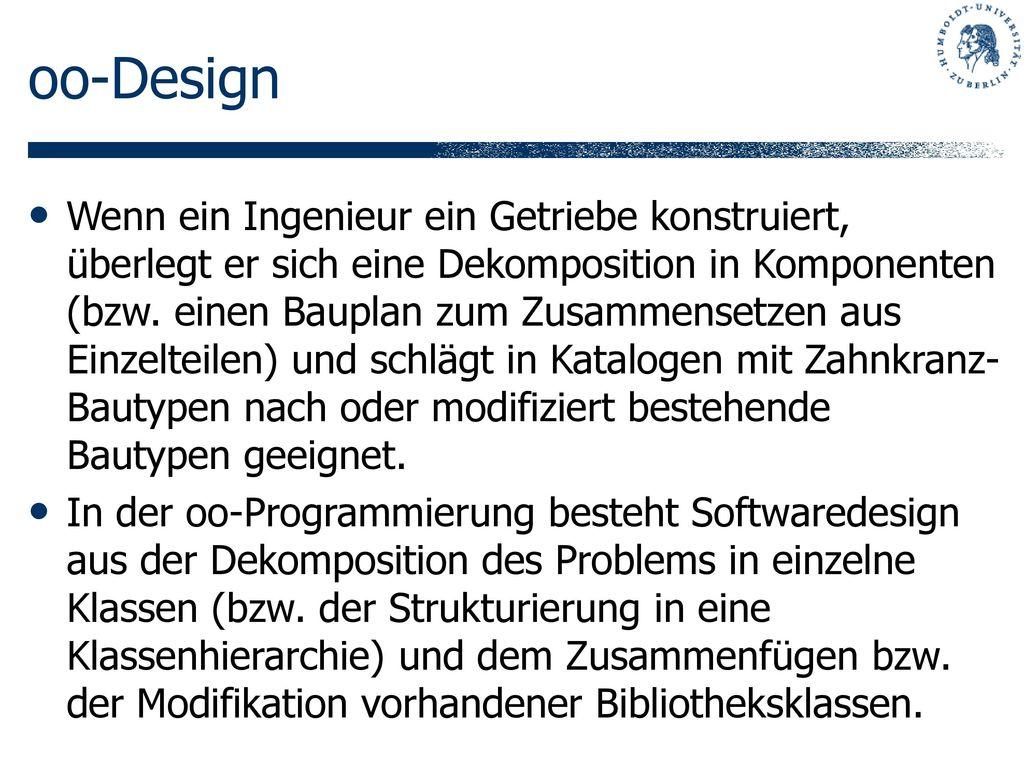 oo-Design