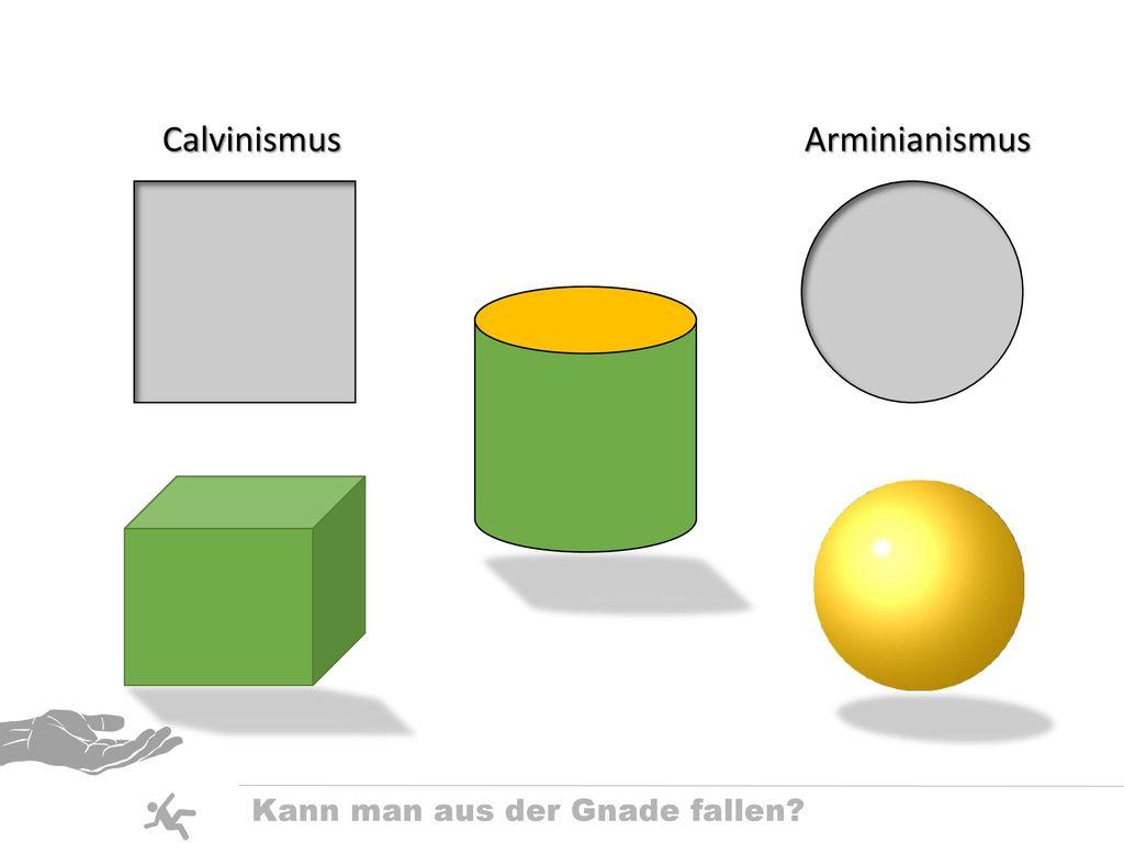 Calvinismus Arminianismus Kann man aus der Gnade fallen