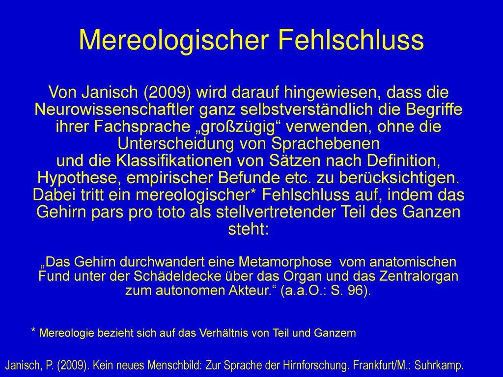Mereologischer Fehlschluss