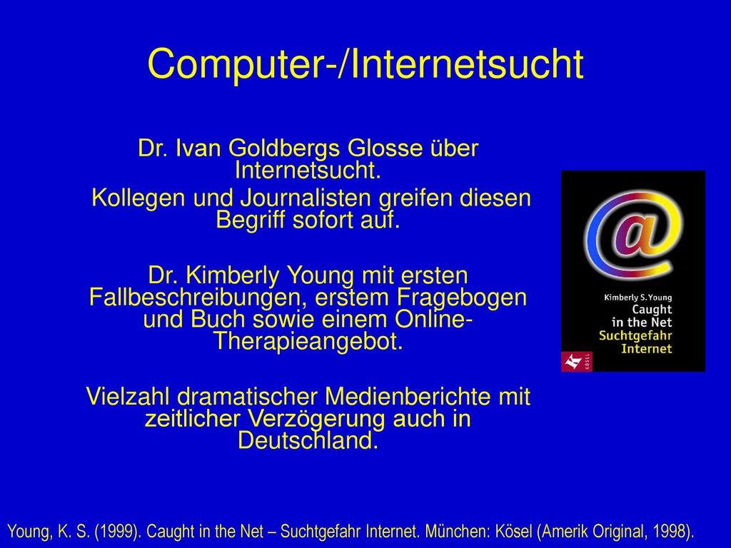 Computer-/Internetsucht