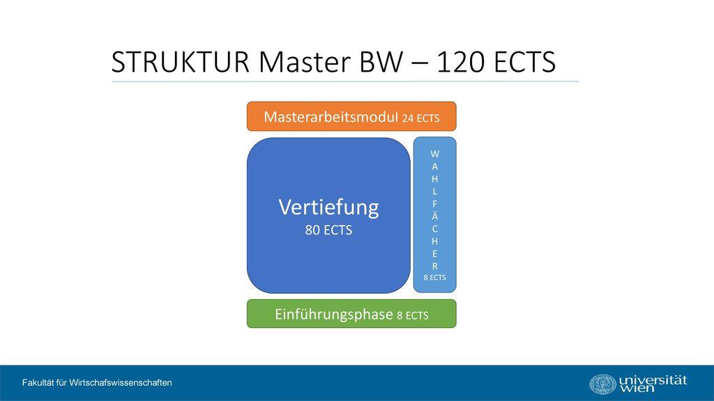 STRUKTUR Master BW – 120 ECTS