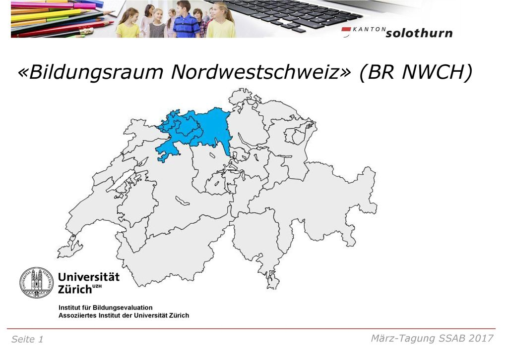 «Bildungsraum Nordwestschweiz» (BR NWCH)