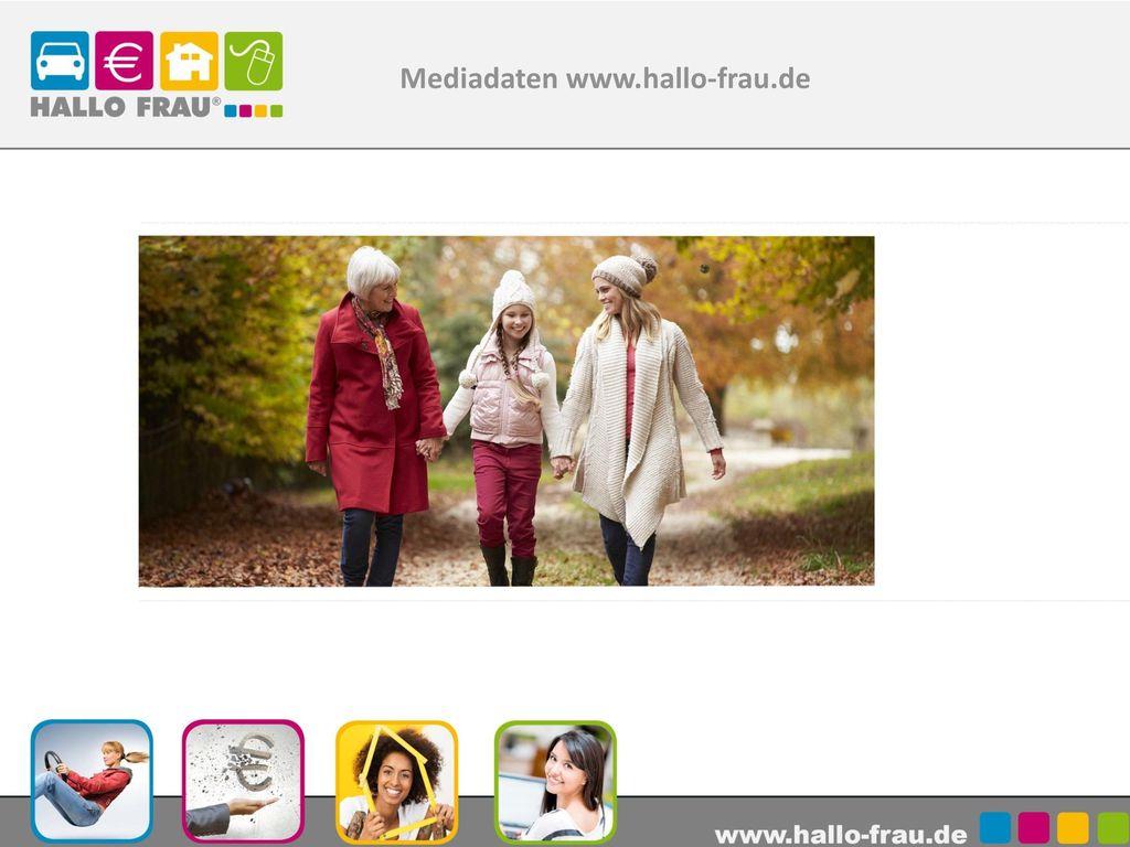 Mediadaten www.hallo-frau.de