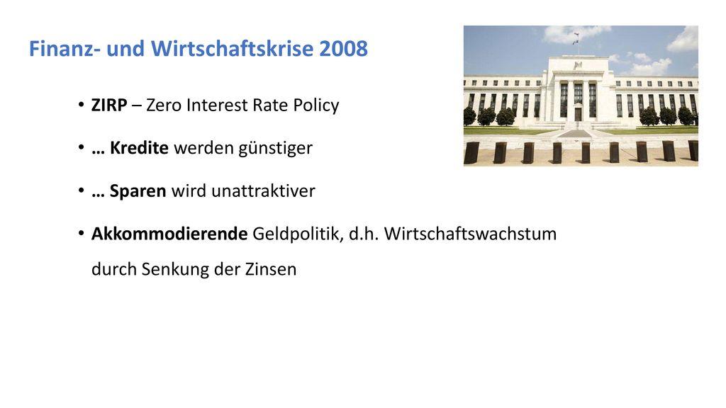 Finanz- und Wirtschaftskrise 2008