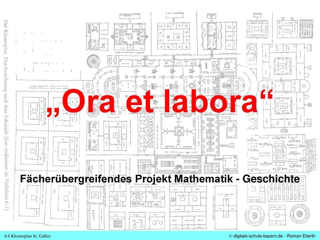 Fächerübergreifendes Projekt Mathematik - Geschichte - ppt video ...