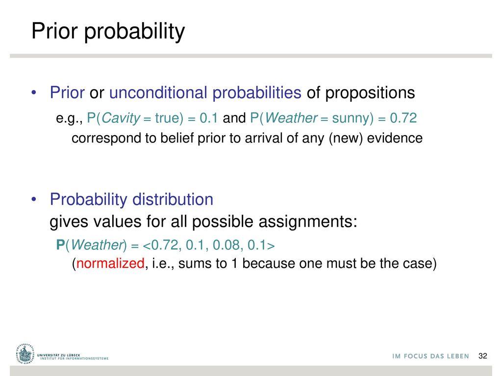 Ereignisse beschrieben durch Mengen oder Formeln