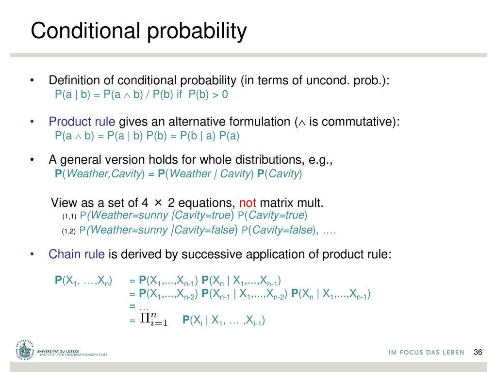 Discrete random variables: Notation