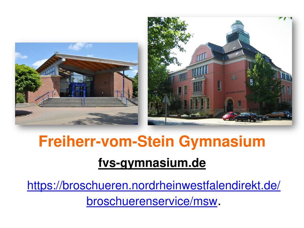 Freiherr-vom-Stein Gymnasium