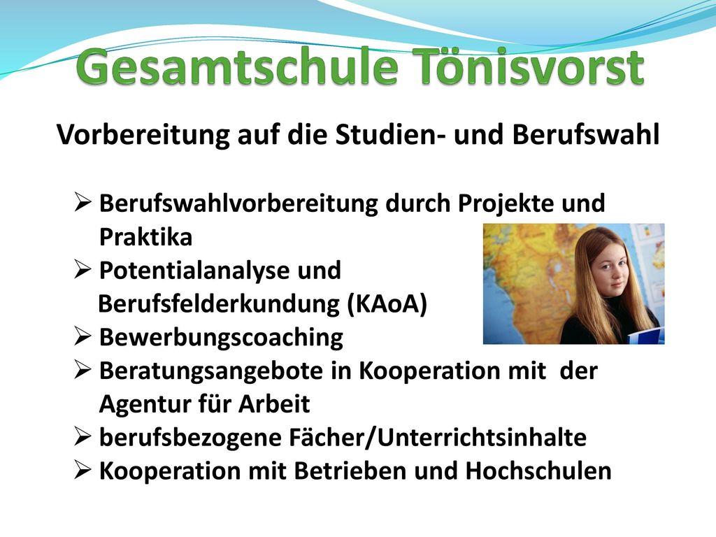 Gesamtschule Tönisvorst