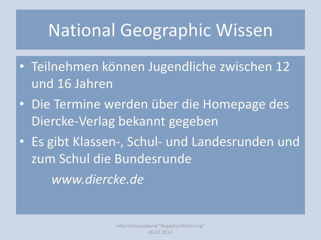 National Geographic Wissen