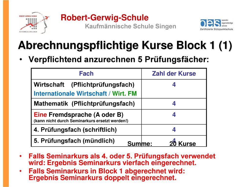Abrechnungspflichtige Kurse Block 1 (1)