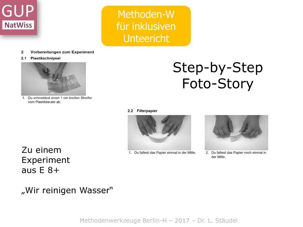 Step-by-Step Foto-Story