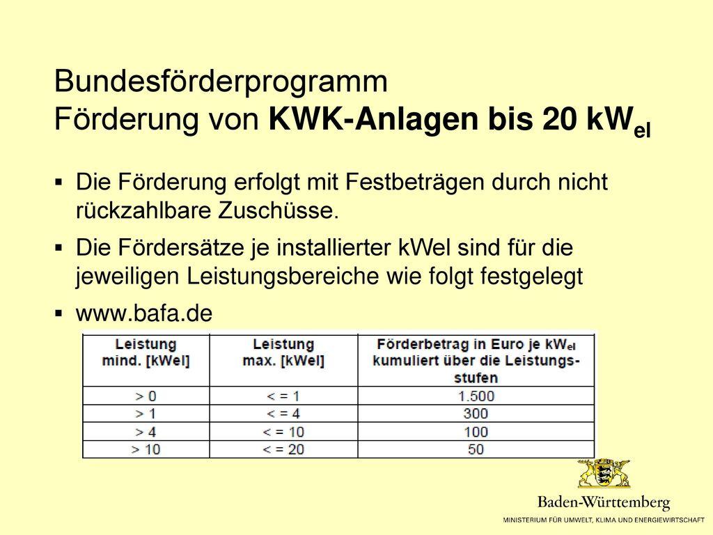 Energieeffizienzfinanzierung - Mittelstand