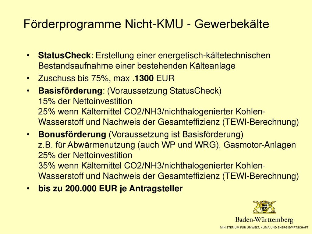 Klimaschutz-Plus Baden-Württemberg