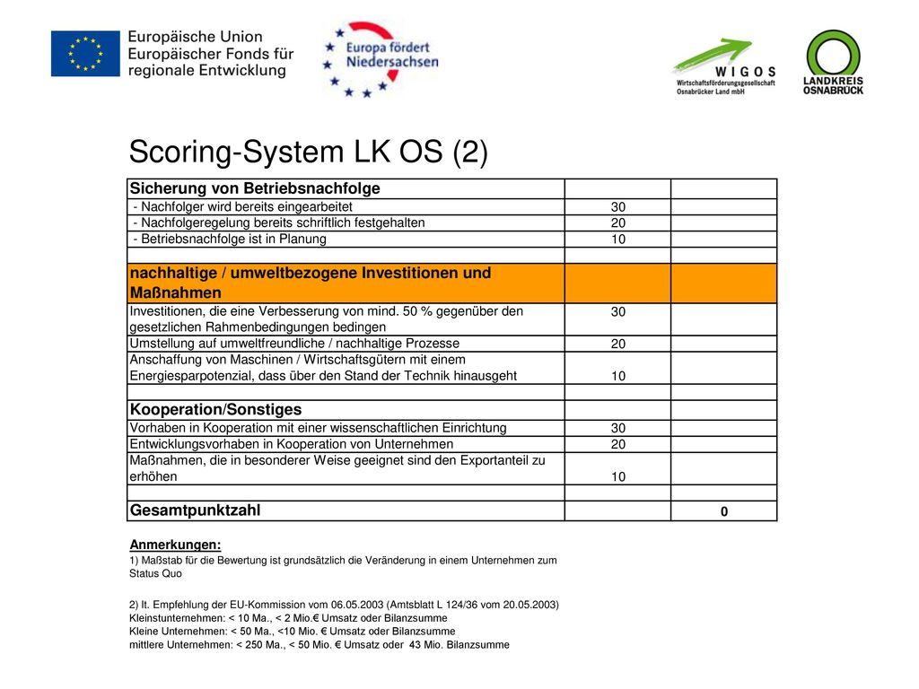 Scoring-System LK OS (2)