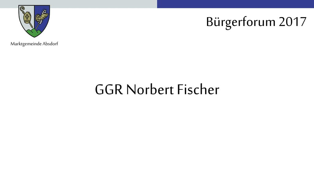 GGR Norbert Fischer