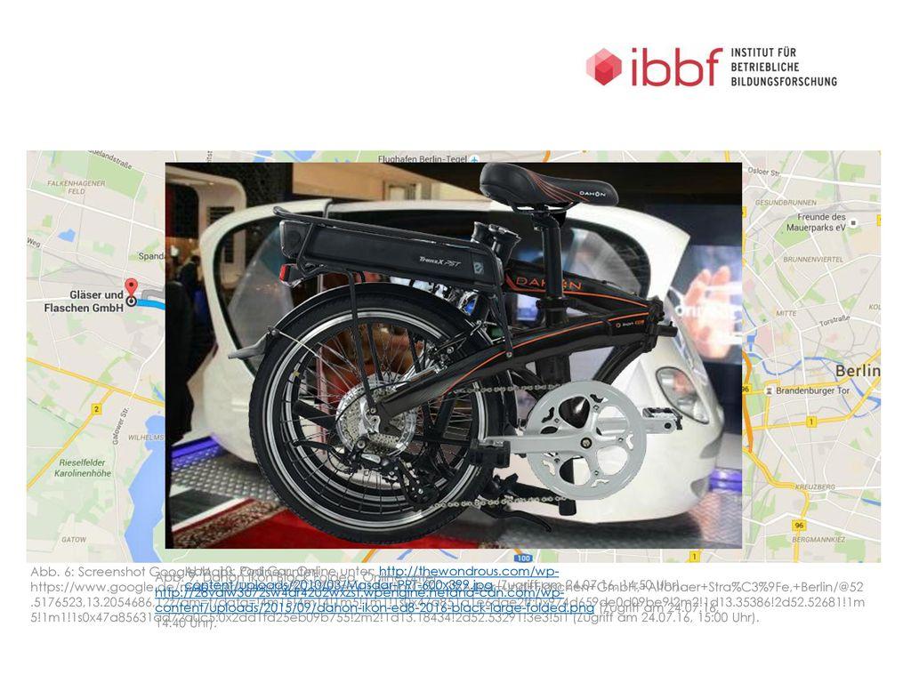 Abb. 6: Screenshot Google Maps. Online unter: https://www. google