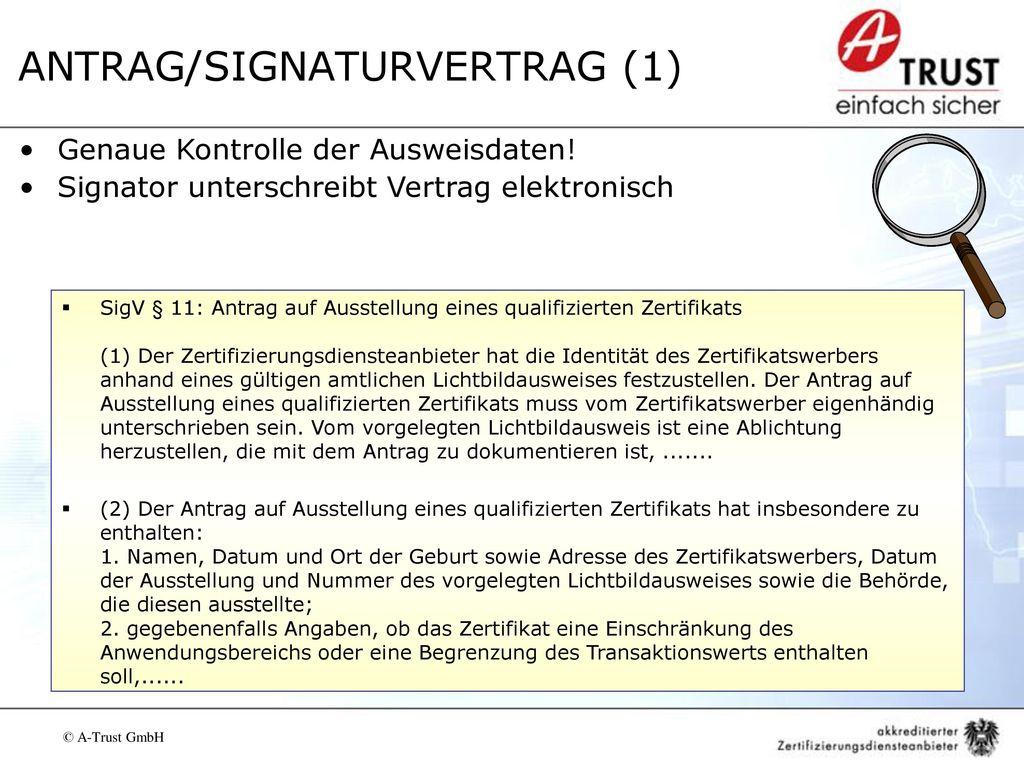 ANTRAG/SIGNATURVERTRAG (1)
