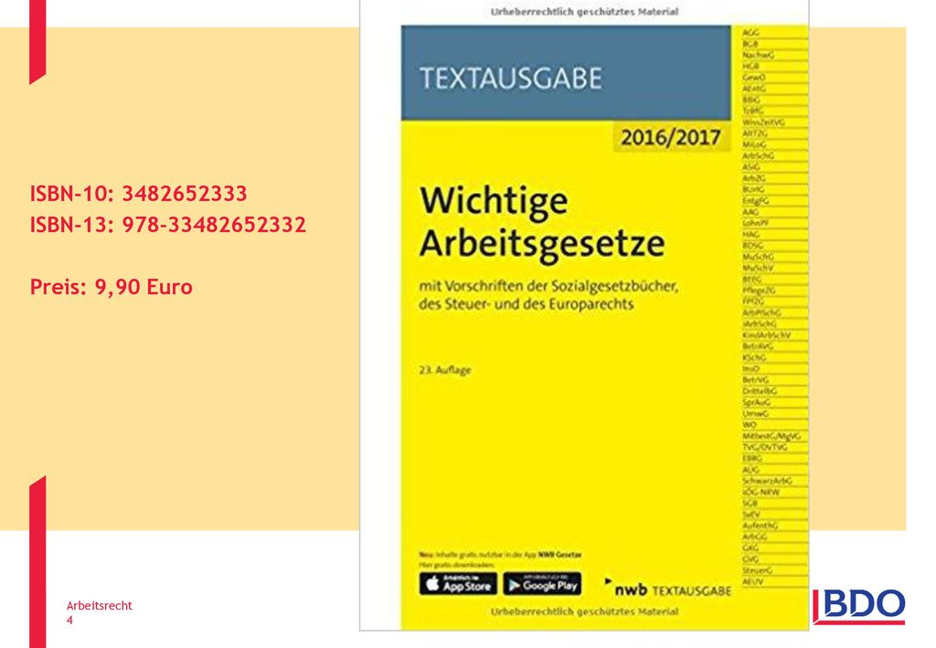 ISBN-10: 3482652333 ISBN-13: 978-33482652332 Preis: 9,90 Euro