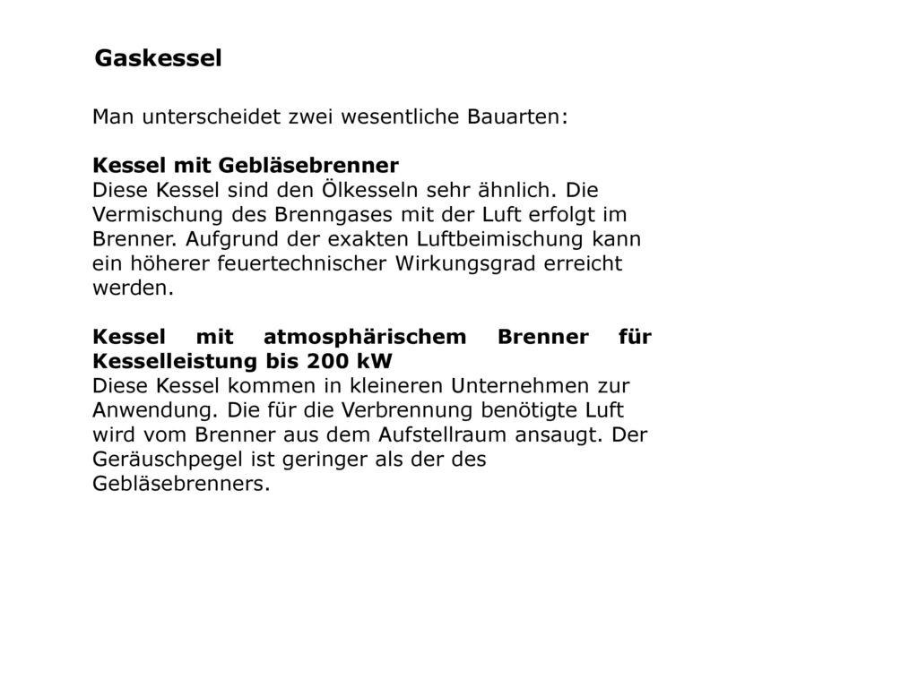 Berühmt Gaskessel Hohe Effizienz Bilder - Elektrische Schaltplan ...