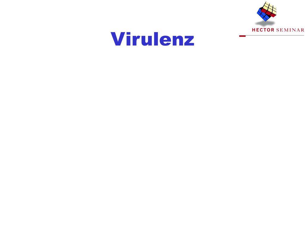 Virulenz