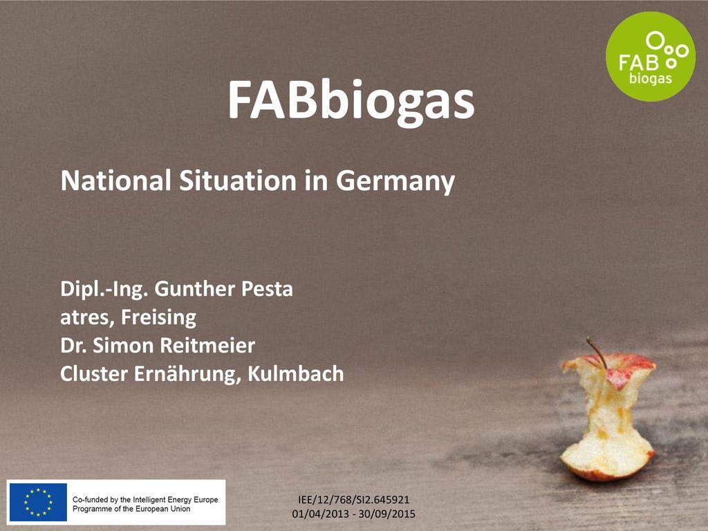 www.atres-group.com FABbiogas