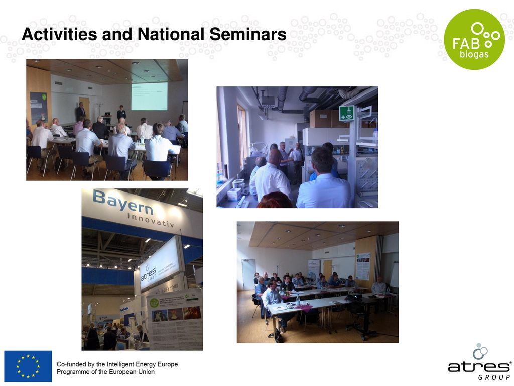 Activities and National Seminars