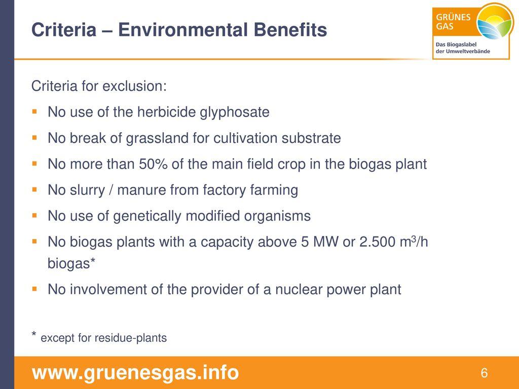 The Grünes Gas-Certification Guarantees