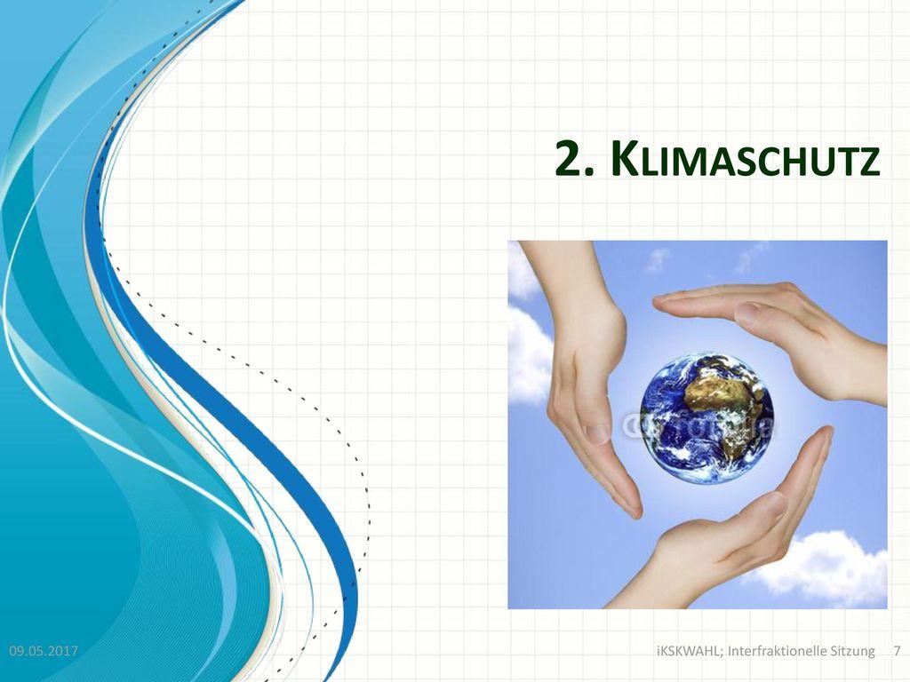 iKSKWAHL; Interfraktionelle Sitzung