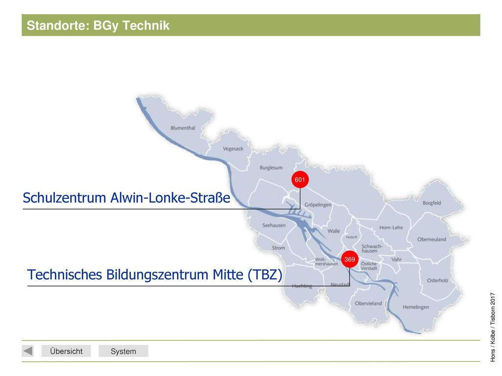 Standorte: BGy Technik