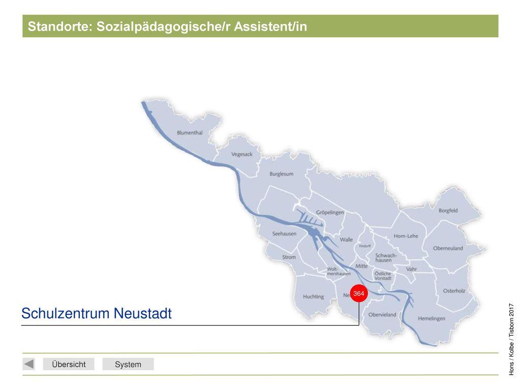 Standorte: Sozialpädagogische/r Assistent/in