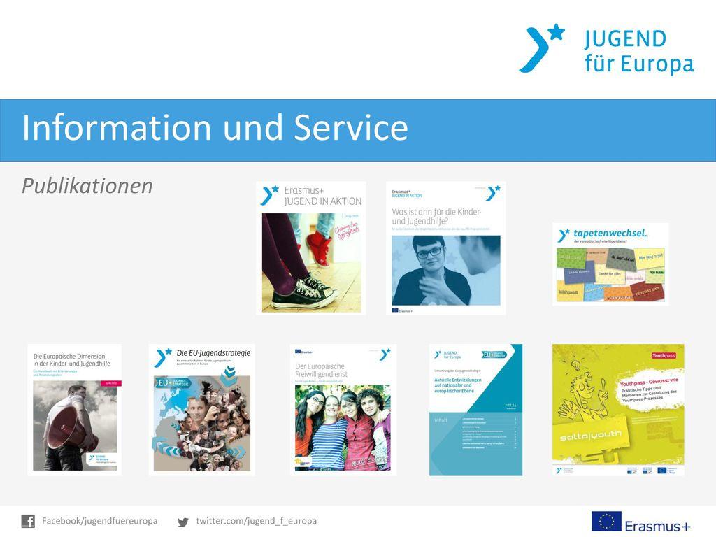 Information und Service