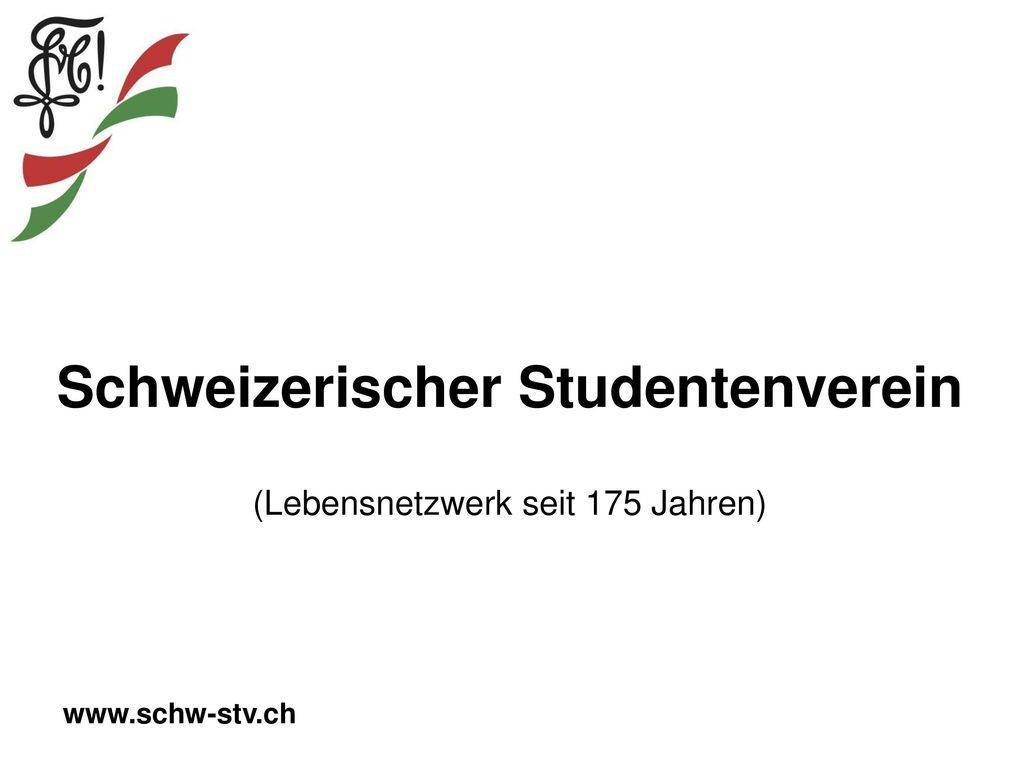 Schweizerischer Studentenverein