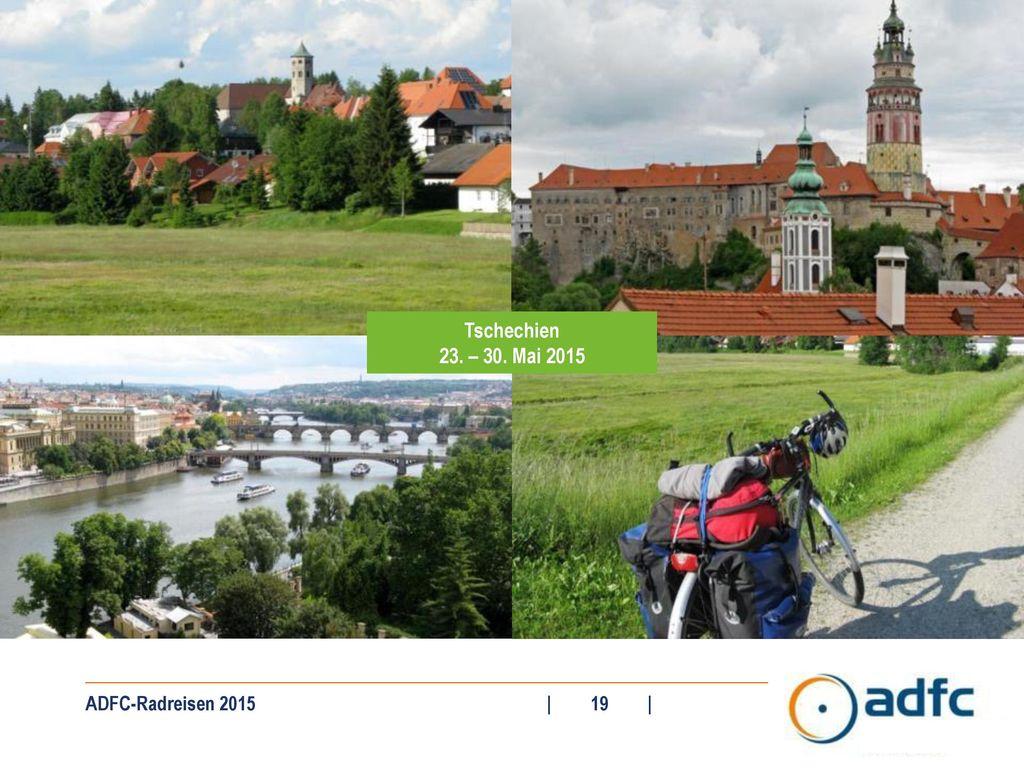 Tschechien 23. – 30. Mai 2015
