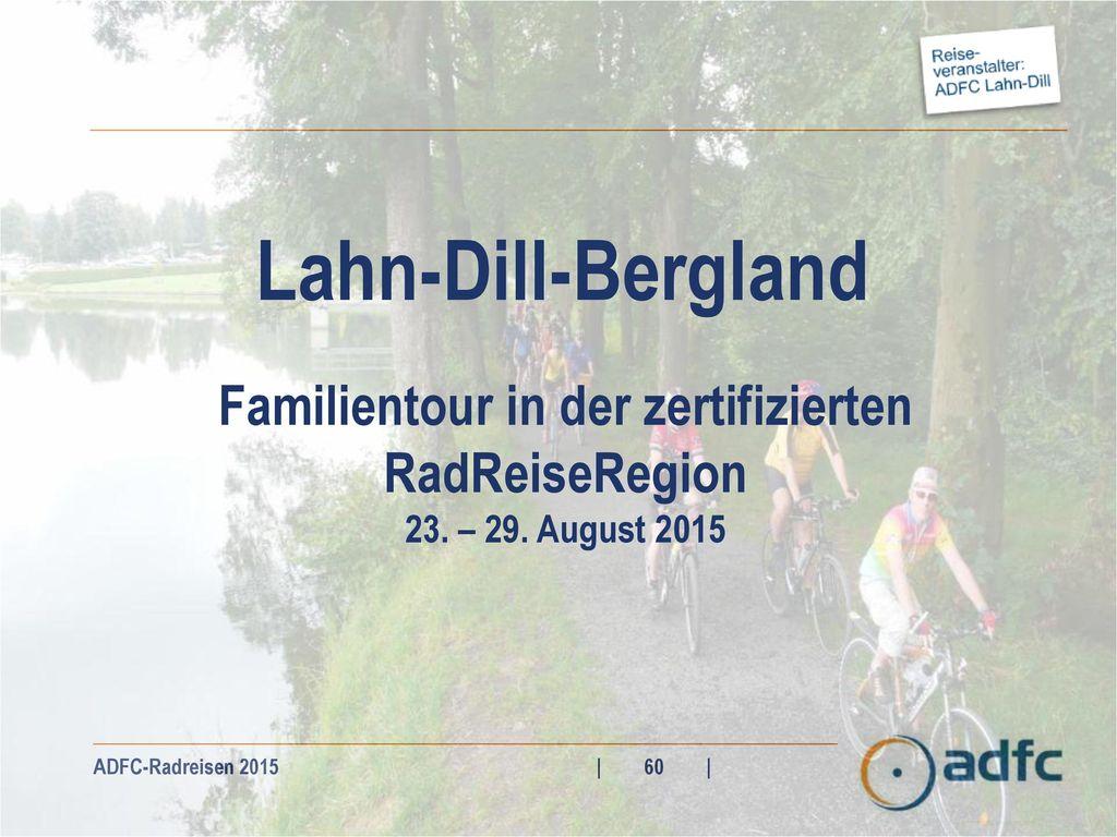 Familientour in der zertifizierten RadReiseRegion