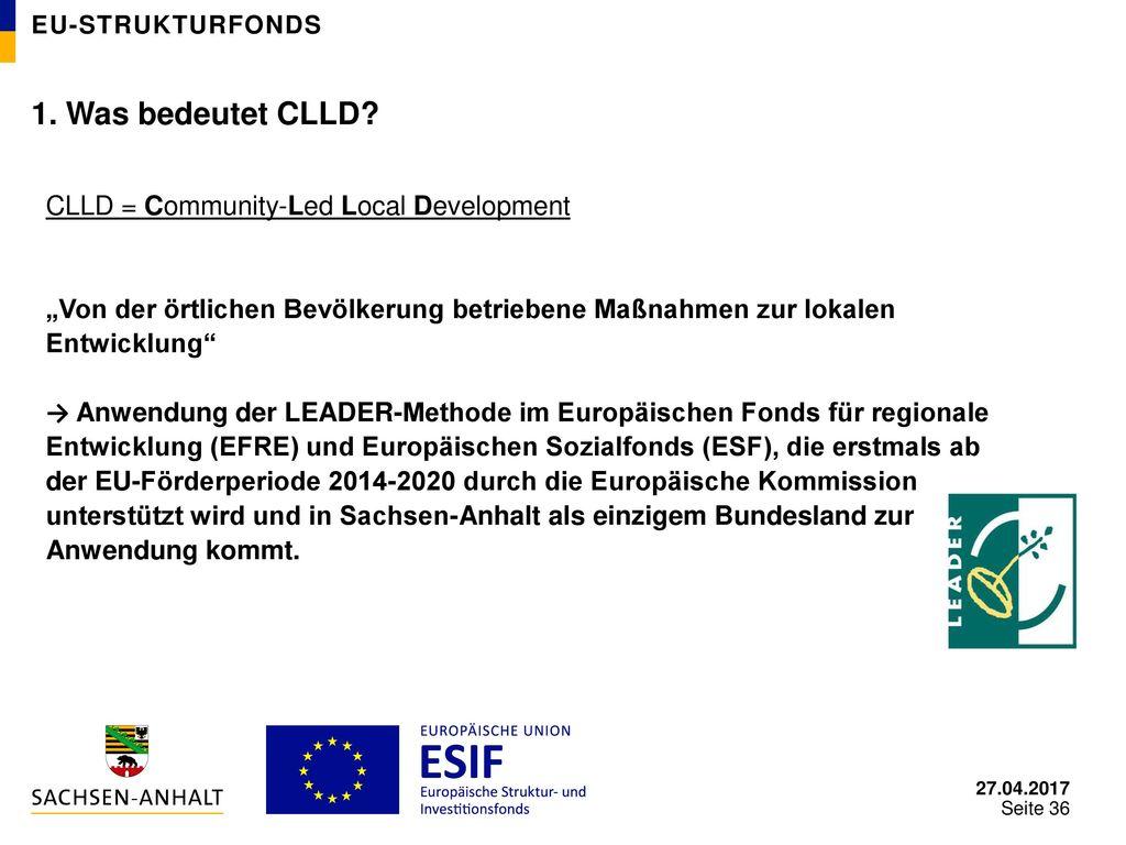 EU-Strukturfonds