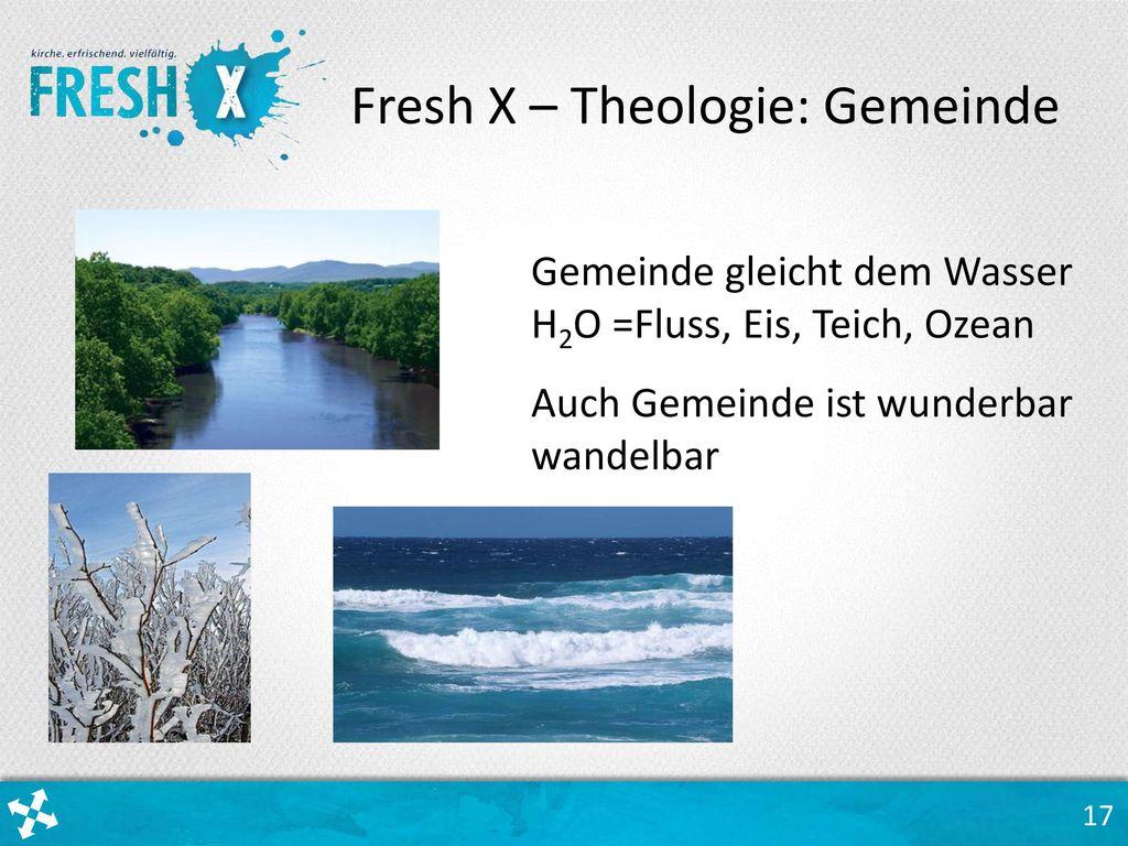 Fresh X – Theologie: Gemeinde