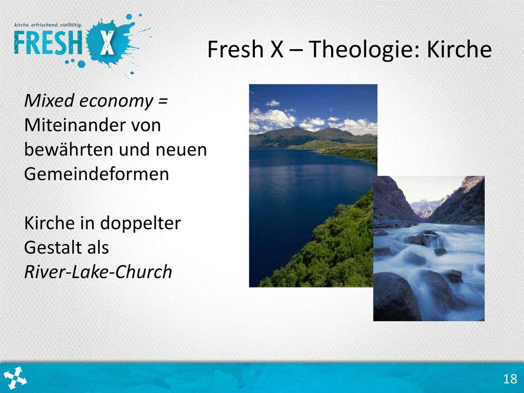 Fresh X – Theologie: Kirche