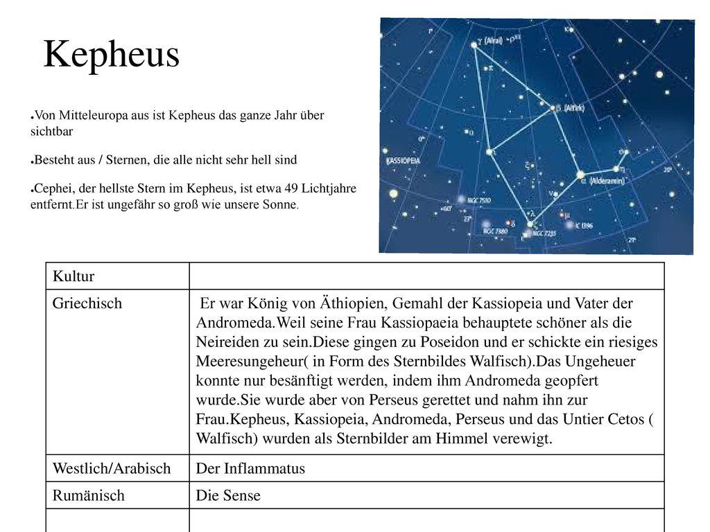 Kepheus Kultur Griechisch