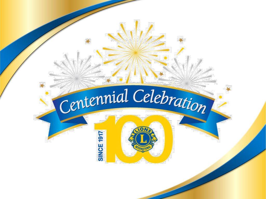 Herzlich willkommen, Lions, zu unserem letzten Jahr unserer Centennial-Feierlichkeiten 2017/2018!
