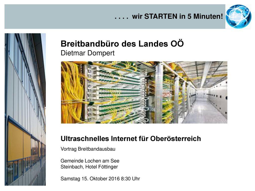 Breitbandbüro des Landes OÖ