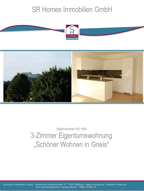 SR Homes Immobilien GmbH